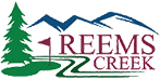 Reems Creek Golf Course Logo